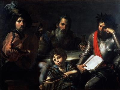 The Four Ages of Man, circa 1626-7