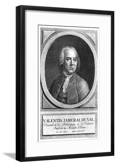 Valentin Duval-CW Bock-Framed Giclee Print