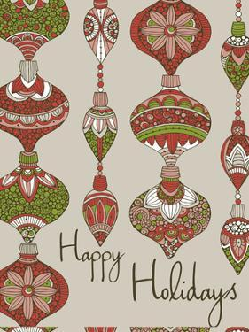 Happy Holidays by Valentina Ramos