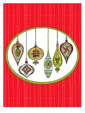 Ornaments by Valentina Ramos