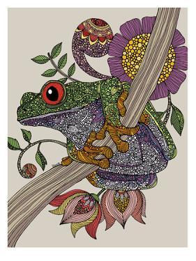 Phileus Frog by Valentina Ramos