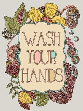 Wash Your Hands by Valentina Ramos