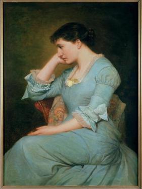 Portrait of Lillie Langtry, 1879 by Valentine Cameron Prinsep