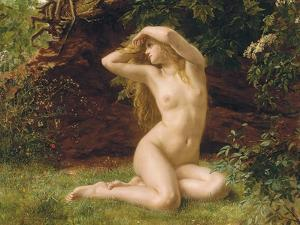 The First Awakening of Eve by Valentine Cameron Prinsep