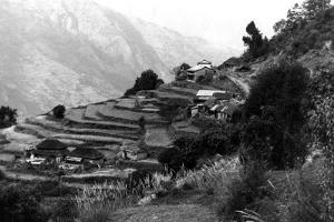 Nepal Dhampas by Valentine Evans
