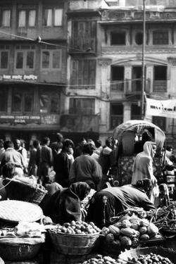 Nepal Kathmandu by Valentine Evans