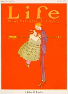 Valentines Day Life Cover