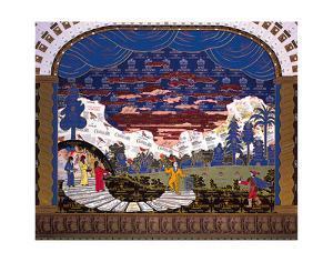 The Magic Flute by Valentino Monticello