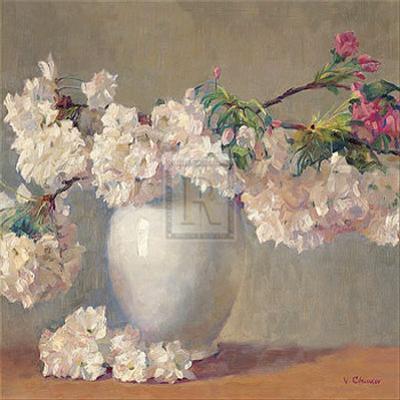 Cherry Blossom by Valeri Chuikov
