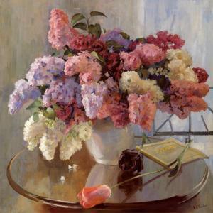 Flowers from Chopin by Valeri Chuikov