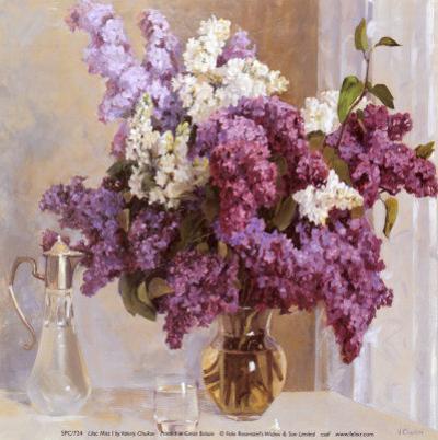 Lilac Mist I by Valeri Chuikov