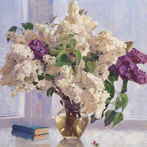 Lilac Mist II by Valeri Chuikov