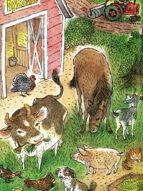 Old Macdonald Had a Farm - Playmate by Valeri Gorbachev