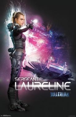 Valerian - Laureline