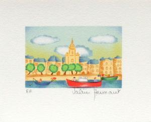 La Rochelle by Valérie Hermant