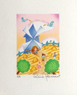 Le MouIIn À Vent by Valérie Hermant