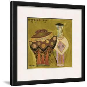Moroccan Ceramics IV by Valérie Maugeri