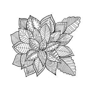 Botanical 23 by Valerie McKeehan