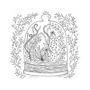 Botanical 2 by Valerie McKeehan