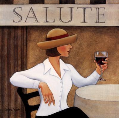 Salute I by Valerie Sjodin