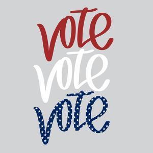 Vote I by Valerie Wieners