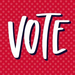 Vote II by Valerie Wieners