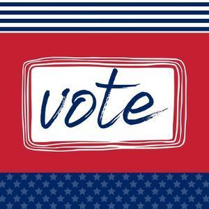 Vote V by Valerie Wieners