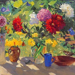 Summer Bloom by Valeriy Chuikov