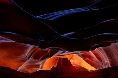 Fantastic scenery of Antelope Canyon by Valeriy Shcherbina
