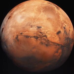 Valles Marineris Hemisphere of Mars