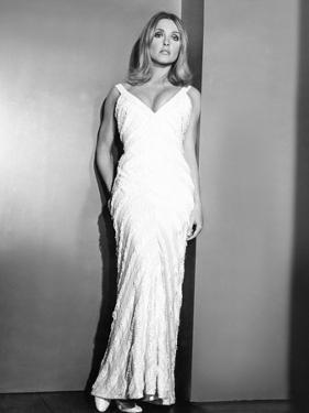 Valley of the Dolls, Sharon Tate, in a Gown by William Travilla, 1967