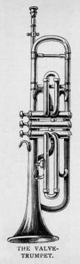 Valve Trumpet on its Own