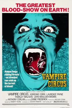 Vampire Circus, 1972