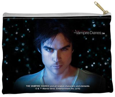 Vampire Diaries - Damon Eyes Zipper Pouch