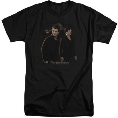 Vampire Diaries- Damon & Stefan Walkalong (Big & Tall)