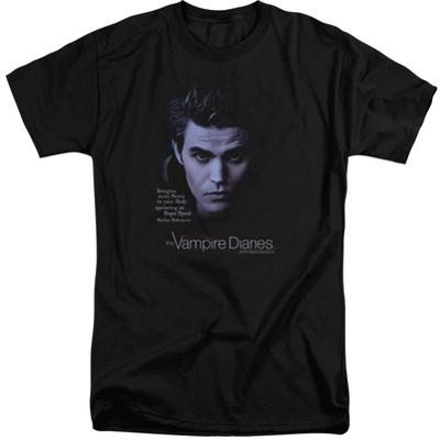 Vampire Diaries- Stefan Every Sense At Super Speed (Big & Tall)