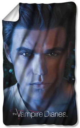 Vampire Diaries - Stefan Eyes Fleece Blanket