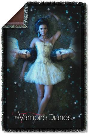 Vampire Diaries - Why Choose Woven Throw