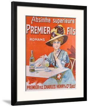 Absinthe Superieur by Van Der Thurm