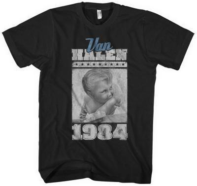 Van Halen- Vintage Baby Jumbo
