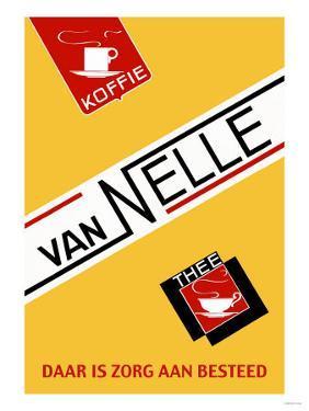 Van Nelle Coffee and Tea