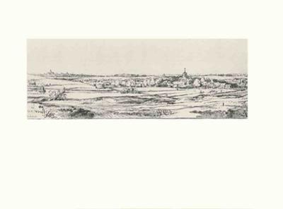 The Goldweigher's Field by Van Rijn Rembrandt