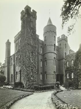 Vanbrugh Castle, Westcombe Park Road, Greenwich, London, May 1933