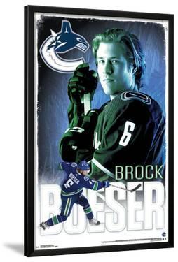 VANCOUVER CANUCKS  - B BOESER 18