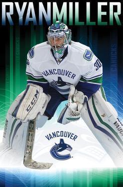 Vancouver Canucks - R Miller 14