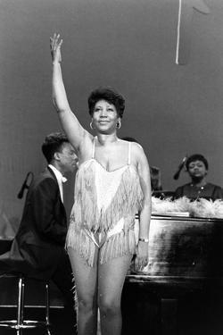 Aretha Franklin by Vandell Cobb