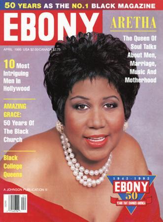 Ebony April 1995 by Vandell Cobb