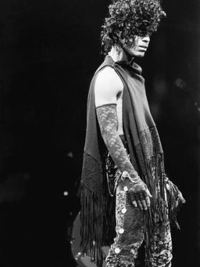 Prince, Concert Performance in This 1984 by Vandell Cobb