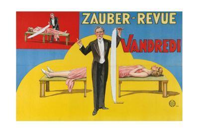 Vandredi Magic Revue