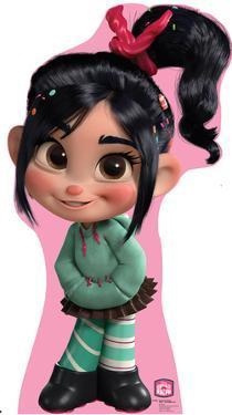 Vanellope Von Schweetz - Disney's Wreck-It Ralph Movie Lifesize Standup